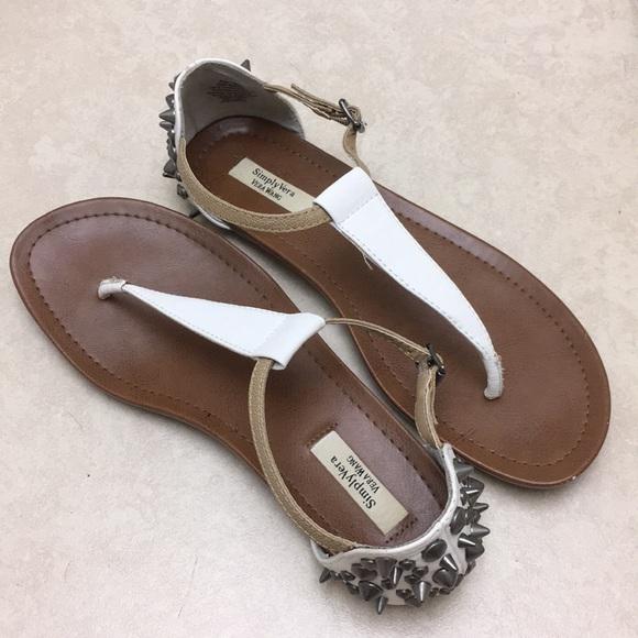 Simply Vera Wang Sandals   Poshmark